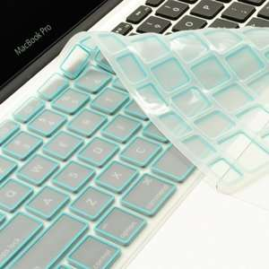 Silicone Keyboard Cover Skin for Macbook Unibody Whtie 13/Macbook