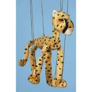 Big Cats (Cheetah) Small Marionette (B355)  Toys & Games