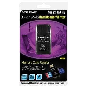 Xtreme 32588 USB Memory Card Reader