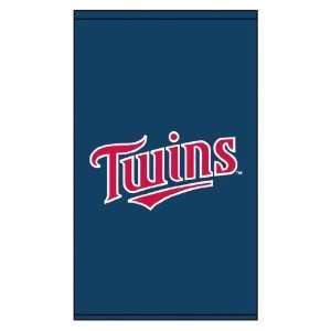 Roller Shades MLB Minnesota twins Jersey Logo   Blue