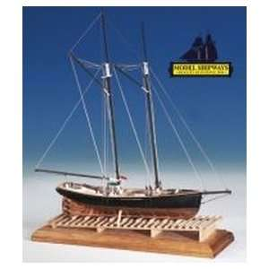 Phantom Solid Hull NY Pilot Boat by Model Shipways Everything Else