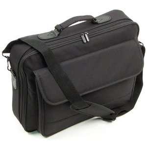 17 Black Laptop Computer Notebook Bag Brief Case
