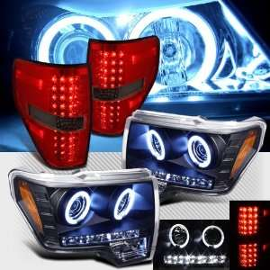 2009 2010 Ford F150 Projector Headlights + Tail Light Automotive
