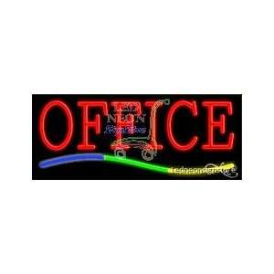 Office Neon Sign Office Products