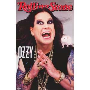 Ozzy Osbourne   Rolling Stone Cover by Unknown 11x17