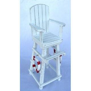 Chair, Pacific Blue Recycled Plastic Materials Patio, Lawn & Garden
