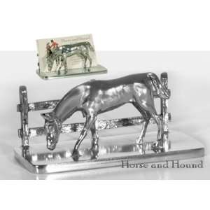 Horse business marketing dappled on popscreen grazing horse business card holder office products colourmoves
