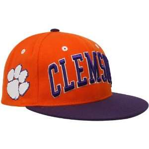 Orange Purple Superstar Snapback Adjustable Hat