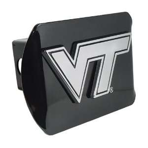 Cover with Chrome Metal Logo (For 2 Receivers)