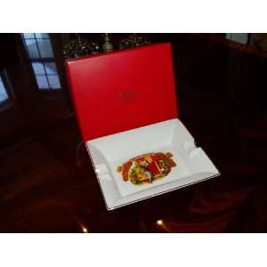 HABANOS SIGLO LICENSED ROMEO Y JULIETA CIGAR ASHTRAY