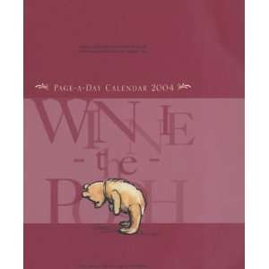 Page a Day Calendar 2004 (Page a Day Calendar) (9781405206488) Books
