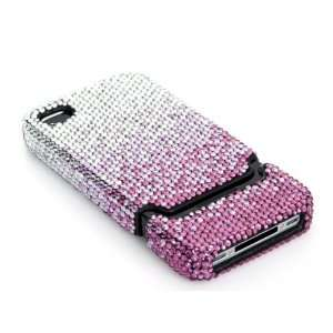 iSee Case TM Luxury Crystal Bling Rhinestone Slider Full
