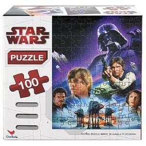 Star Wars 100 Piece Puzzle [Original Trilogy] Toys