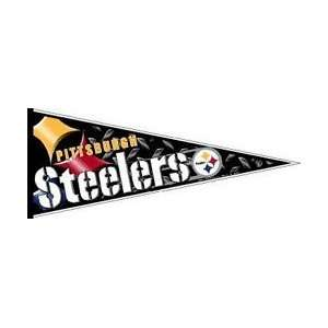 NFL Pittsburgh Steelers Pennant   Set of 3 Sports
