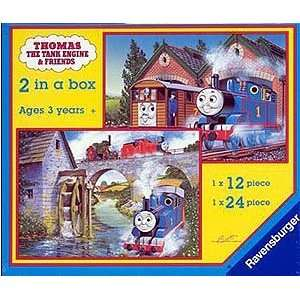 ,Thomas Tank Engine .  and Friends (2 in a Box) Toys & Games