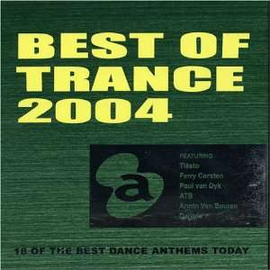 Best of Trance 2004 Various Artists Music