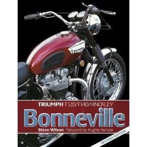 Triumph Bonneville T120/T140 (Haynes Great Bikes