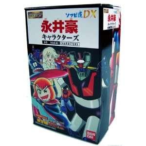 3 Mazinger Z Shogun Warrior Soft Vinyl Mystery Trading