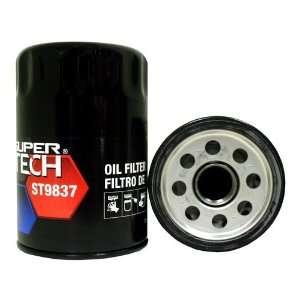 Super Tech Oil Filter St9837 Automotive
