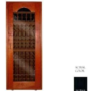 Sonoma 180 Bottle Wine Cellar   Glass Door / Black Cabinet Appliances