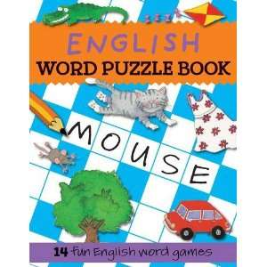 English Word Puzzle Book (Word Puzzle Series