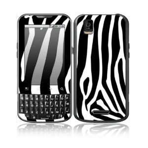 Zebra Print Design Decorative Skin Cover Decal Sticker for