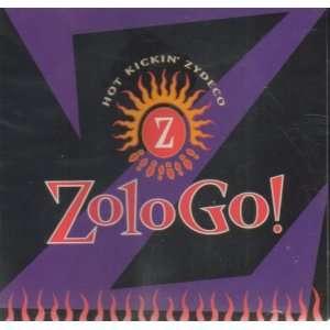ZoloGo ~ Hot Kickin Zydeco [ Audio Compact Disc