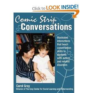 Comic Strip Conversations (0800706001130): Carol Gray