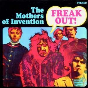 Freak Out [Original recording reissued, Original recording remastered