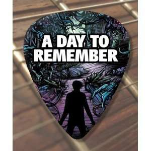 A Day To Remember Premium Guitar Pick x 5: Musical