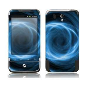 Into the Wormhole Design Decorative Skin Cover Decal Sticker for HTC