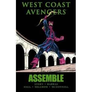 West Coast Avengers Assemble (Marvel Premiere Classic