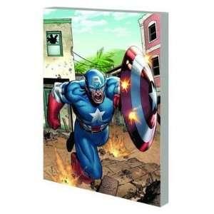 Marvel Adventures Avengers TP Captain America Digest