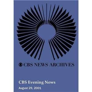 CBS Evening News (August 29, 2001): Movies & TV