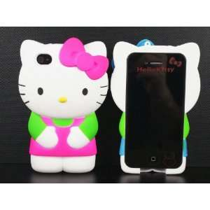 New Hello Kitty Style Protective Case/cover for Iphone4s
