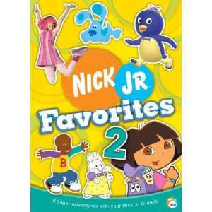 Nick Jr. Favorites   Vol. 2: Jake Burbage, Harrison Chad