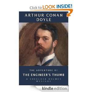 The Adventure of the Engineers Thumb ($.99 Sherlock Holmes Mystery