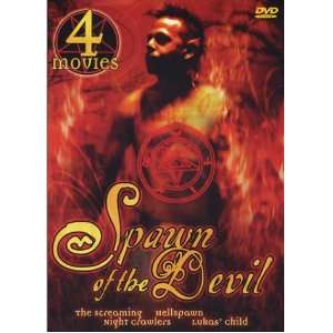 Spawn of the Devil 4 Movie Pack: Robert May, Vinnie