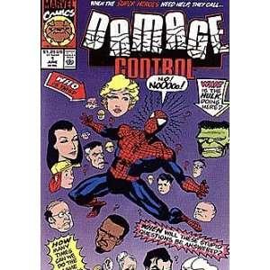 Damage Control III (1991 series) #1 [Comic]