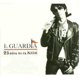25 Anos no es Nada La Guardia Music