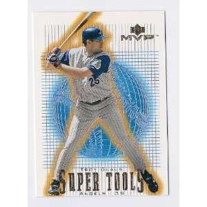 Upper Deck MVP Super Tools #4 Troy Glaus Angels