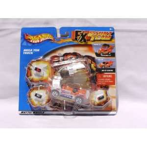 Hot Wheels Special F/X Stunt Team Mega Ton Truck (2000
