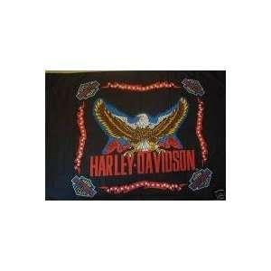 NEOPlex 3 x 5 Harley Davidson Plain Eagle Flag