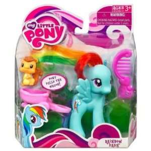 My Little Pony Basic Rainbow Dash : Toys & Games :