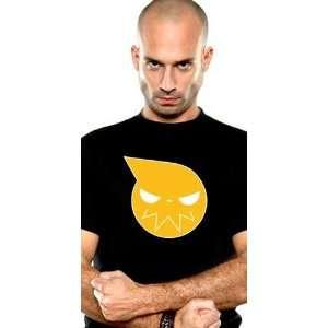 Nekowear   Soul Eater T Shirt Face (M): Toys & Games