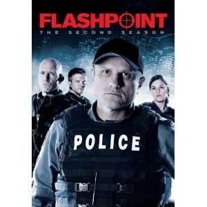 Flashpoint: The Second Season: Hugh Dillon, Amy Jo Johnson