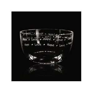 Steuben Glass Bowls Love and Hope Bowl