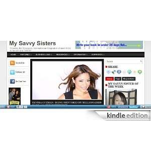 My Savvy Sisters Kindle Store Te Erika Patterson