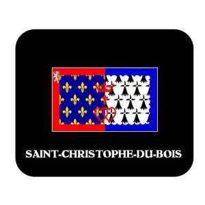 de la Loire   SAINT CHRISTOPHE DU BOIS Mouse Pad: Everything Else