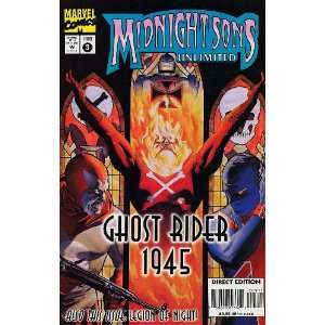 Midnight Sons Unlimited, Edition# 9: Marvel:  Books